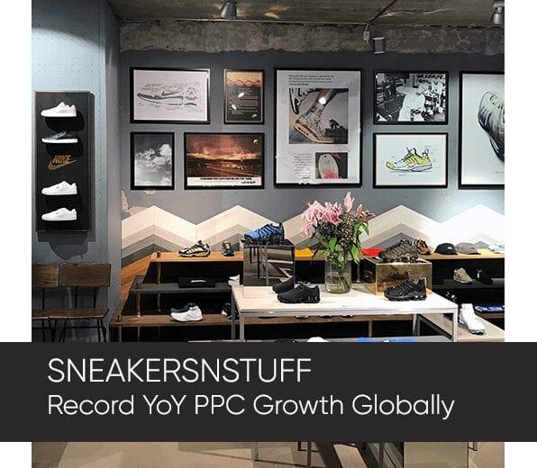 Read: Sneakersnstuff PPC