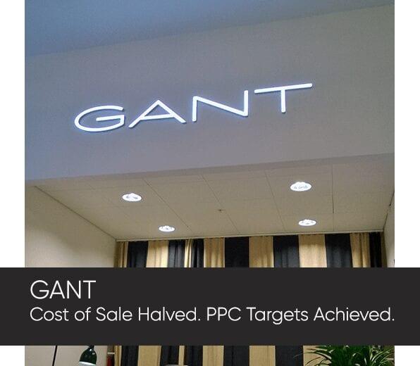 Read: GANT PPC